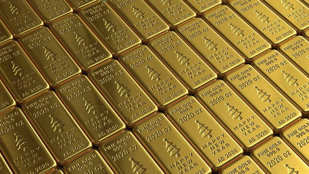 Отмена НДС на золотые слитки